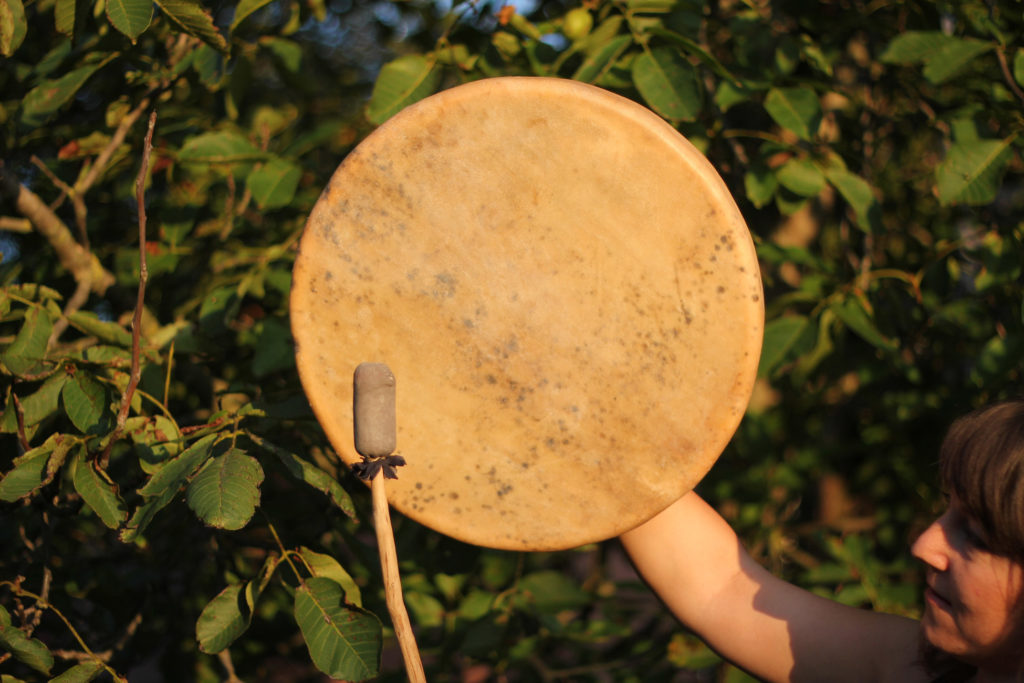 Šamanský buben